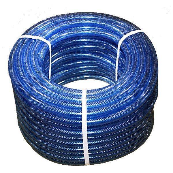Шланг поливочный Evci Plastik Export высокого давления диаметр 25 мм, длина 50 м (VD 25 50)