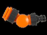 Фитинг Presto-PS адаптер поворотный для коннектора с внутренней резьбой 1/2-3/4-1 дюйм (5821)