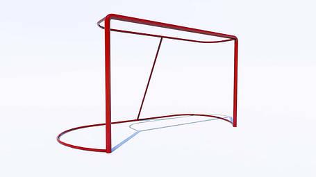 Хоккейные ворота (без сетки), фото 2