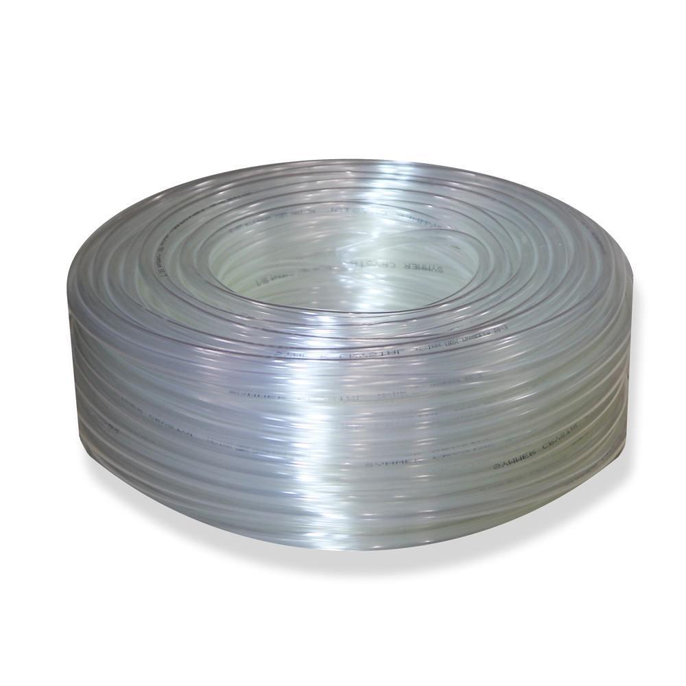 Шланг пвх пищевой Presto-PS Сrystal Tube диаметр 14 мм, длина 100 м (PVH 14 PS)