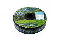 Шланг туман Presto-PS лента Silver Spray длина 100 м, ширина полива 10 м, диаметр 50 мм, фото 1