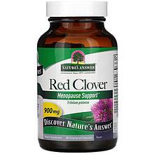 "Красный клевер Nature's Answer ""Red Clover"" 900 мг (90 капсул)"