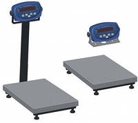 Весы AXIS BDU300С -0808 со стойкой (1,0-300/50, платф 800х800) бюджет