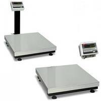 Весы AXIS BDU300С -0808 со стойкой (1,0-300/50, платф 800х800) стандарт