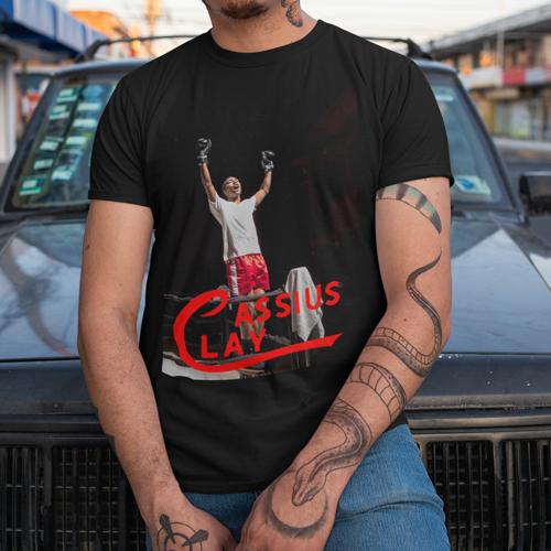 Футболка чоловіча Cassius Clay