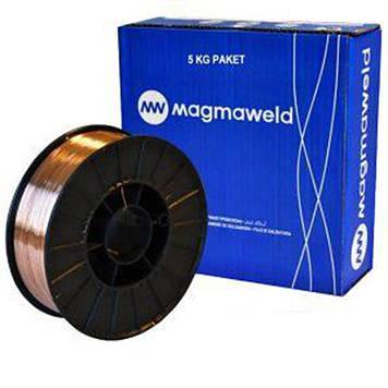 Cварочная проволока омедненная 1.0 5 кг Magmaweld