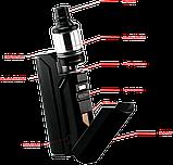 Электронная сигарета Wismec RX 75 Kit (оригинал), фото 9