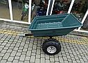 Прицеп для квадроцикла Shark ATV Trailer Garden 300kg (Black), фото 7