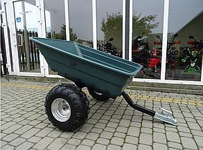 Прицеп для квадроцикла Shark ATV Trailer Garden 300kg (Green)