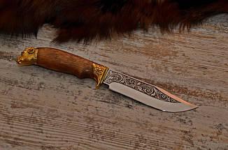 """Нож ручной работы """"Баран"""", 40Х13 (290мм), фото 2"""