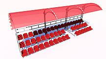 Трибуна на 50 мест, фото 2