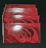 """Упаковка 10 штук конвертов для денег """"Красная роза"""", фото 4"""
