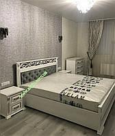 Спальный гарнитур Лорен из массива ясеня, фото 1