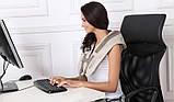 Ударный Вибромассажер для спины плеч и шеи Cervical Massage Shawls, фото 3