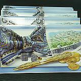 """Упаковка 10 штук конвертов для денег """"Мужчине"""", фото 2"""