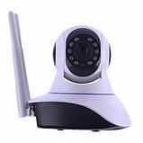 Ip камера Видеоняня  Камера видеонаблюдения v380  с двумя антеннами, фото 3