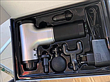 Массажёр для мышц Fascial Gun HF-280 (WJ4) с аккумулятором, фото 8