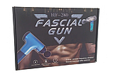 Массажёр для мышц Fascial Gun HF-280 (WJ4) с аккумулятором, фото 9