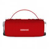 Портативная колонка Bluetooth HOPESTAR H-36 красный, фото 2