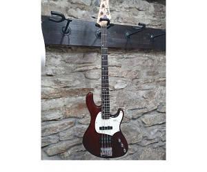 Бас-гитара Cort GB34A RM 4 струны с чехлом (подержанный товар)
