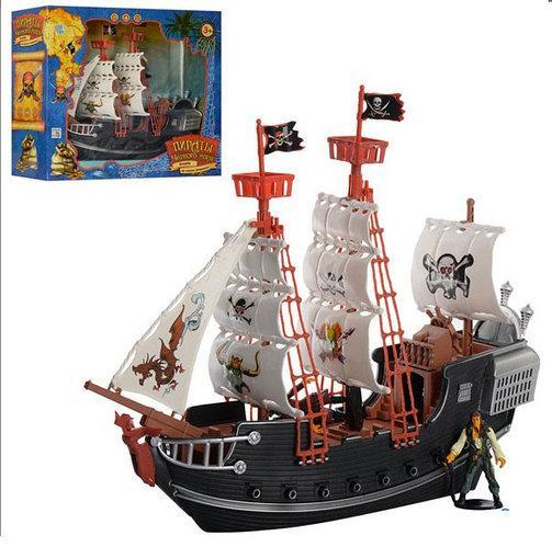 Игровой набор Пираты Черного моря