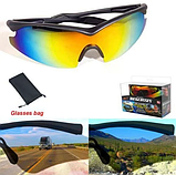 Солнцезащитные поляризованные антибликовые очки Tac Glasses, фото 2