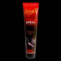 Крем для обуви в тюбике черный Vivat  (120мл)