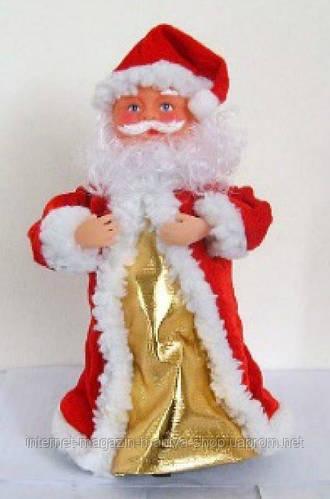Музыкальная игрушка Санта Клаус, 30.5см