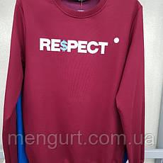 Лонгслив мужской с принтом mengurt.com.ua, фото 3