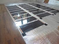 Как уложить инфракрасный теплый пол под ламинат и его преимущества