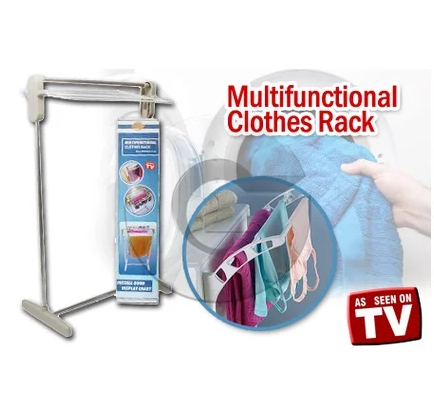 Вішалка для одягу Multifunctional clothes rack, фото 2