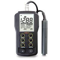 HI 8633 кондуктометр портативный влагозащишенный