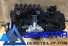 Паливний насос ТНВД Д-260.2 C МТЗ-1221, 1522, МАЗ, Амкодор, Автогрейдер / МОТОРПАЛ Чехія.