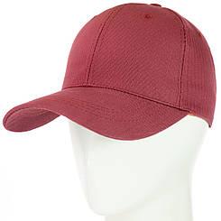 Бейсболка 62017-18 бордовый