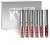 Набір матових рідких помад Kylie Edition