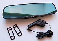 Автомобильный Видеорегистратор зеркало DVR 138, видеорегистратор, 1 камера, фото 1