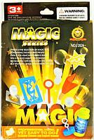 """Игровой набор F 2025 """"MAGIC""""   магия для детей   фокусы для детей (3 вида), фото 1"""