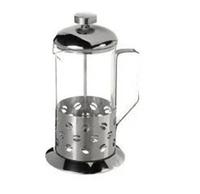 Френч-прес для заварювання Benson BN-170 (350 мл) нержавіюча сталь + скло   заварник   заварювальний чайник, фото 1