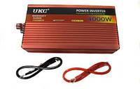 Преобразователь автомобильный напряжения инвертор AC/DC AR 4000W 24V, фото 1