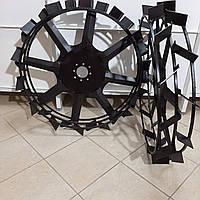 Грунтозацепи підвищеної тяги Булат (600х150 мм, для всіх типів мотоблоків), фото 1