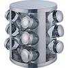 Набор баночек для специй Benson BN-176 из 12 сосудов   спецовник 12 шт на подставке