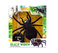 Радиоуправляемый паук Черная вдова Black Widow 779 на пульте управления, фото 1