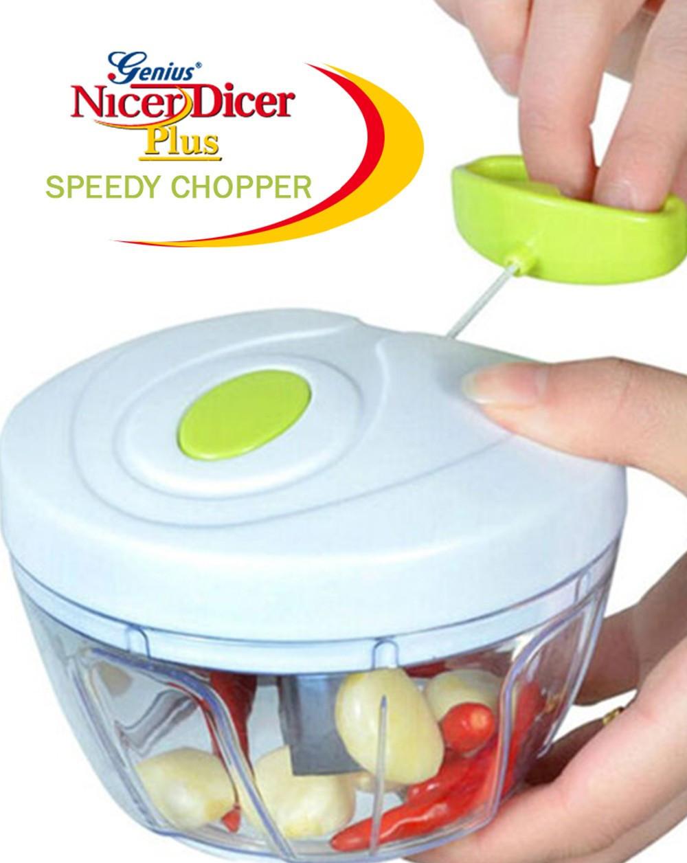 Ручной кухонный измельчитель Multifunctional High Speedy Chopper | овощерезка | блендер шинковка