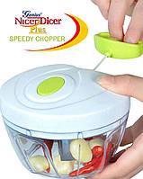 Ручной кухонный измельчитель Multifunctional High Speedy Chopper | овощерезка | блендер шинковка, фото 1