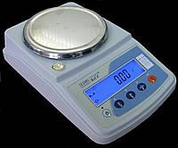 Весы ТВЕ-2,1-0,01 (2100/0,5/0,01г, д- 145 мм) 3 кл