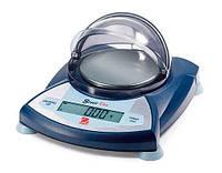 Весы OHAUS SPU 123 (120/0.001г/d90), внешн.калибровка (в компл. гиря 100г)