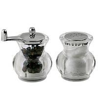 Набор соль/перец MAESTRO MR-1620 | набор для специй Маэстро | солонка и перечница Маестро
