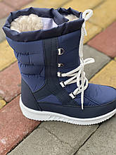 Зимние сапоги K&G