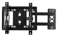 Настенное крепление кронштейн для телевизора TV CP201 от 14 до 40 дюймов | кронштейн на стену, фото 1