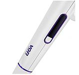 Плойка для завивки волос с регулируемой теспературой VGR V-504 | стайлер щипцы для завивки волос, фото 6